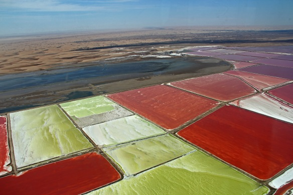 Walvis Bay Salt works