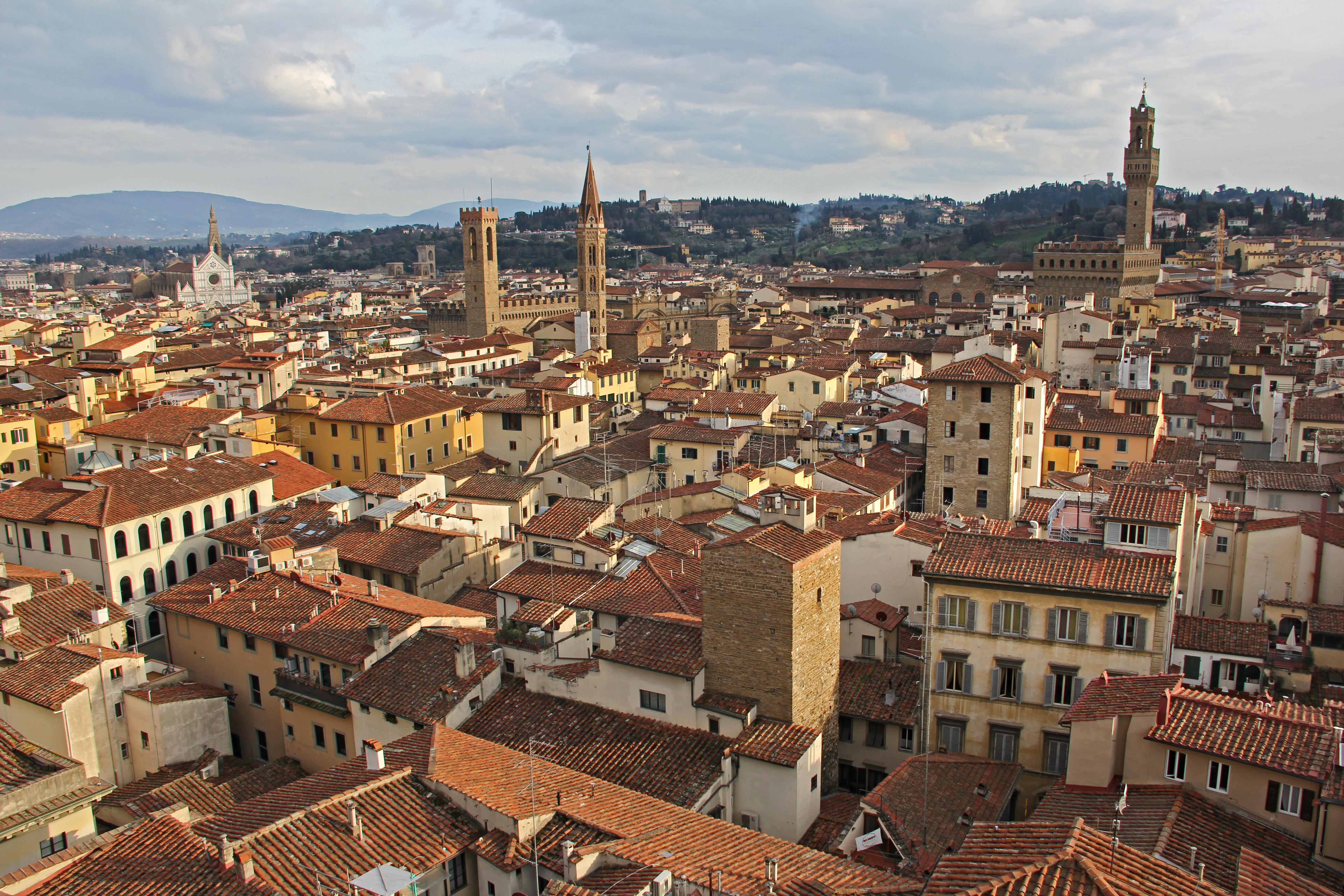 City Of Florence: Florence – The Modern City (Part 2)