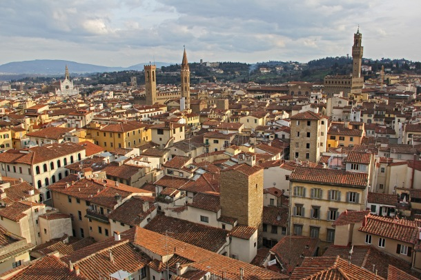 View of Florence, Italy