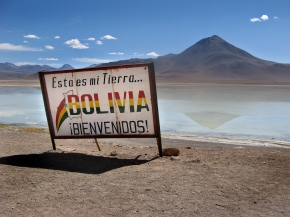Friday Photo: Bolivia – This is theirLand