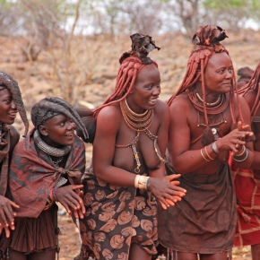 Namibia: Into the world of the Himba