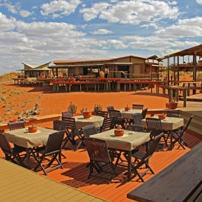 Wolwedans – A lesson in sustainability in the NamibDesert