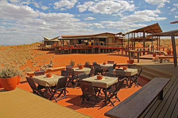 Wolwedans Dune Lodge, NamibRand Nature Reserve, Namibia