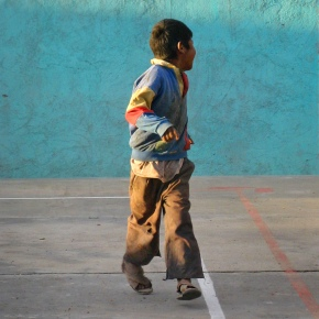 Friday photo: The Bolivian boy