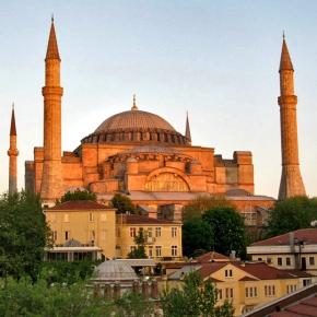 Friday Photo – Hagia Sophia,Istanbul