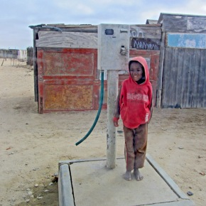 Apartness and forgiveness in a Namibian township: Mondesa