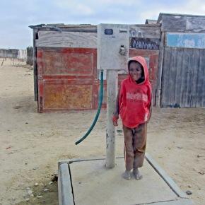 Apartness and forgiveness in a Namibian township:Mondesa