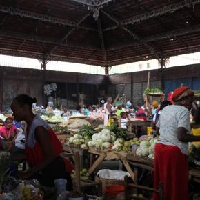 Friday Photo: Food Market in Cap-Haitien,Haiti