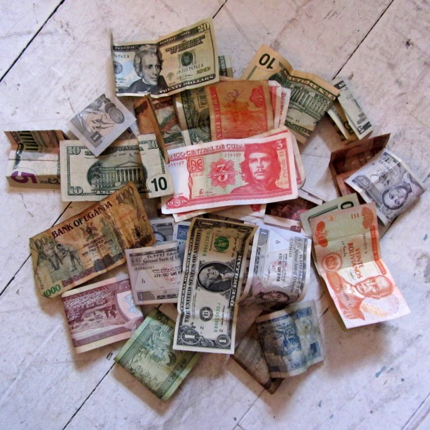 International Currency: My Life in Bank Notes