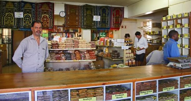 Atlas Trading spice shop, Bo-Kaap, Cape Town, Cape Malay