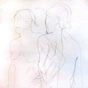 Learning to Look – Lessons from the Life Drawing Class