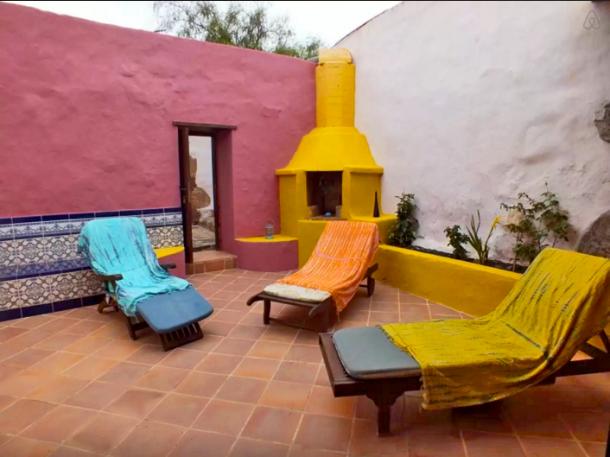 Airbnb villa in Femes Lanzarote
