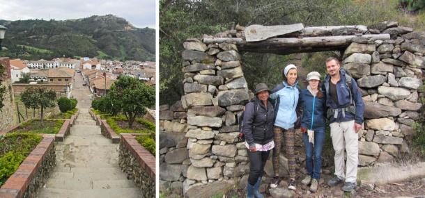 Mongui Paramo de Oceta trek Andes Colombia
