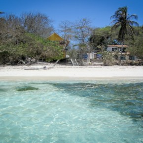 Islas del Rosario: 24 hours on an island without time