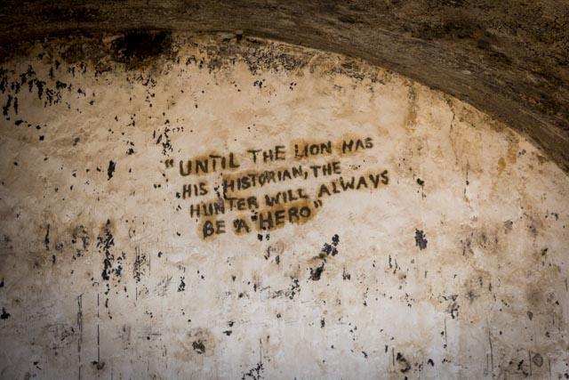 Keta slave fort, Volta Region, Ghana
