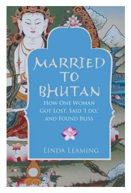 Linda Leaming Married to Bhutan female travel writer