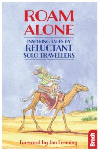 Bradt Travel Guides Roam Alone solo travel Vicki Brown