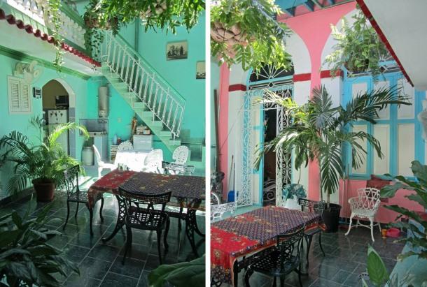 Colonial casa prticula