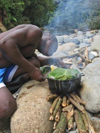 Afroecuadorian tapao Esmeraldas Ecuador jungle