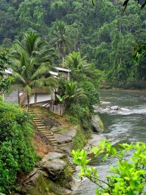 Wimbi village Esmeraldas Ecuador Choco Rainforest